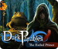 Dark Parables: The Exiled Prince Macintosh Front Cover
