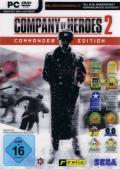 Company of Heroes 2: Commander Edition Windows Front Cover