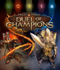 Might & Magic: Duel of Champions Windows Front Cover