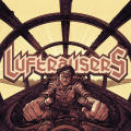 Luftrausers PlayStation 3 Front Cover