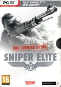 Sniper Elite V2: High Command Edition Windows Front Cover