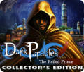 Dark Parables: The Exiled Prince (Collector's Edition) Macintosh Front Cover