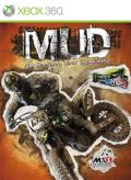 MUD: FIM Motocross World Championship Xbox 360 Front Cover