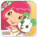 Strawberry Shortcake: Puppy Palace iPad Front Cover
