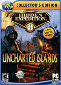 Hidden Expedition: The Uncharted Islands (Collector's Edition) Windows Front Cover