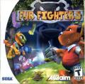 Fur Fighters Dreamcast Front Cover