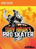 Tony Hawk's Pro Skater HD Xbox 360 Front Cover