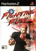Fighting Fury PlayStation 2 Front Cover