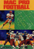 Mac Pro Football Macintosh Front Cover