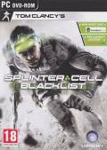 Tom Clancy's Splinter Cell: Blacklist Windows Front Cover