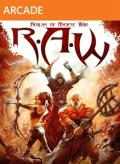 R.A.W: Realms of Ancient War Xbox 360 Front Cover