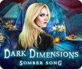 Dark Dimensions: Somber Song Macintosh Front Cover
