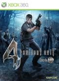 Resident Evil 4 Xbox 360 Front Cover