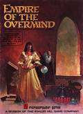 Empire of the Over-Mind Apple II Front Cover