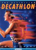 The Activision Decathlon Atari 5200 Front Cover