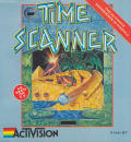 Time Scanner Atari ST Front Cover