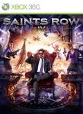 Saints Row IV Xbox 360 Front Cover