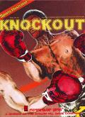 KNOCKOUT Atari 8-bit Front Cover