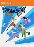 Dustforce Xbox 360 Front Cover