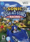 Sonic & SEGA All-Stars Racing Wii Front Cover