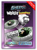 Sheepoid DX plus Woolly Jumper Commodore 64 Front Cover
