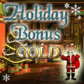 Holiday Bonus GOLD Macintosh Front Cover
