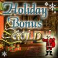 Holiday Bonus GOLD Windows Front Cover