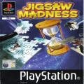 Jigsaw Madness PlayStation Front Cover