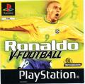 Ronaldo V-Football PlayStation Front Cover