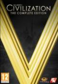 Sid Meier's Civilization V: The Complete Edition Windows Front Cover