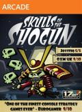 Skulls of the Shogun Xbox 360 Front Cover