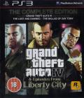 Grand Theft Auto IV: Complete Edition PlayStation 3 Front Cover