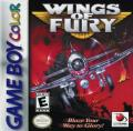 Wings of Fury Game Boy Color Front Cover