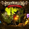 SteamWorld Dig: A Fistful of Dirt PlayStation 4 Front Cover