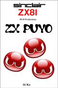 ZX Puyo ZX81 Front Cover