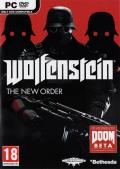 Wolfenstein: The New Order Windows Front Cover