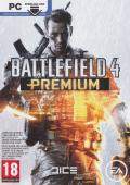 Battlefield 4: Premium Windows Front Cover
