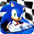 Sonic & SEGA All-Stars Racing iPad Front Cover
