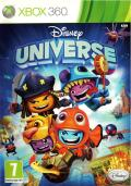 Disney Universe Xbox 360 Front Cover