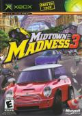 Midtown Madness 3 Xbox Front Cover
