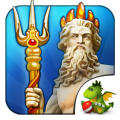 Call of Atlantis: Treasures of Poseidon iPad Front Cover