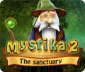 Mystika 2: The Sanctuary Windows Front Cover