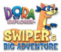 Dora the Explorer: Swiper's Big Adventure Macintosh Front Cover