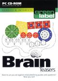 Brain Teasers Windows Front Cover