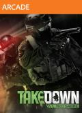 Takedown: Red Sabre Xbox 360 Front Cover