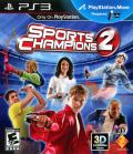 Sports Champions 2 PlayStation 3 Front Cover