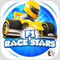 F1 Race Stars iPad Front Cover