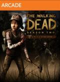 The Walking Dead: Season Two Xbox 360 Front Cover