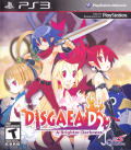 Disgaea D2: A Brighter Darkness PlayStation 3 Front Cover
