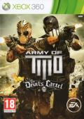 Army of Two: The Devil's Cartel Xbox 360 Front Cover